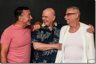 Tom Chiola, Charles A. Berglund and Danne W. Taylor star in Hurrican Damage, Pride Arts