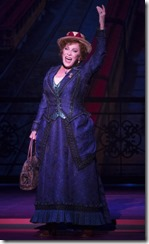 Betty Buckley stars as Dolly Levi in Hello, Dolly!, Broadway in Chicago