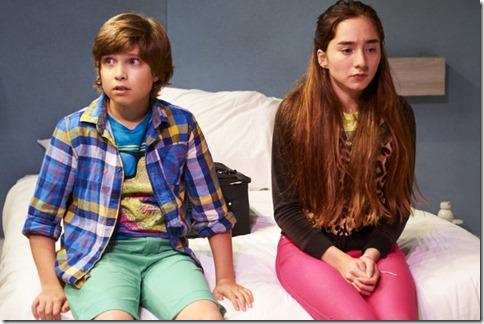 Cole Keriazakos and Maya Lou Hlava star in Zürich at Steep Theatre (LM)