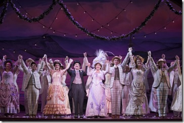 Hello Dolly National Tour, Broadway in Chicago, Oriental Theatre 2