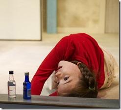 Julia Dale stars in Zürich at Steep Theatre (LM)