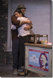 Anish Jethmalani and Monica Orozco star in Rightlynd by Ike Holter, Victory Gardens Theater