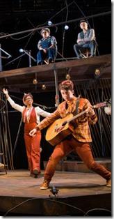 Fantastic Mr. Fox at Emerald City Theatre, Austin D. Oie 3