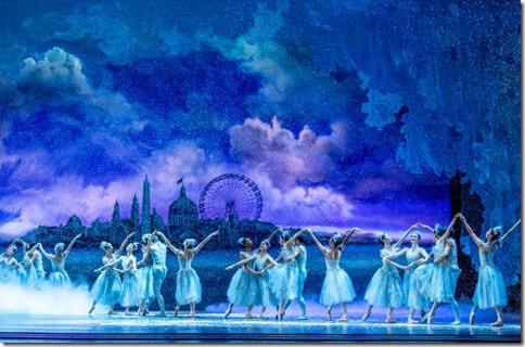 The Nutcracker by Christopher Wheeldon, Joffrey Ballet Chicago, Auditorium Theatre