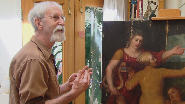 Art Conservation Expert Does Museum Work for Free ...