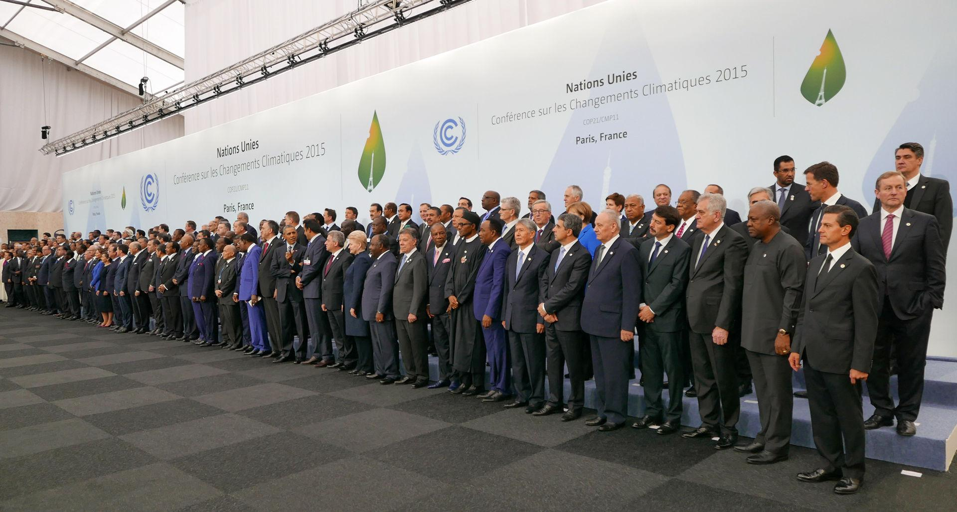 Image result for Some 150 countries agree to sign new Climate Change deal