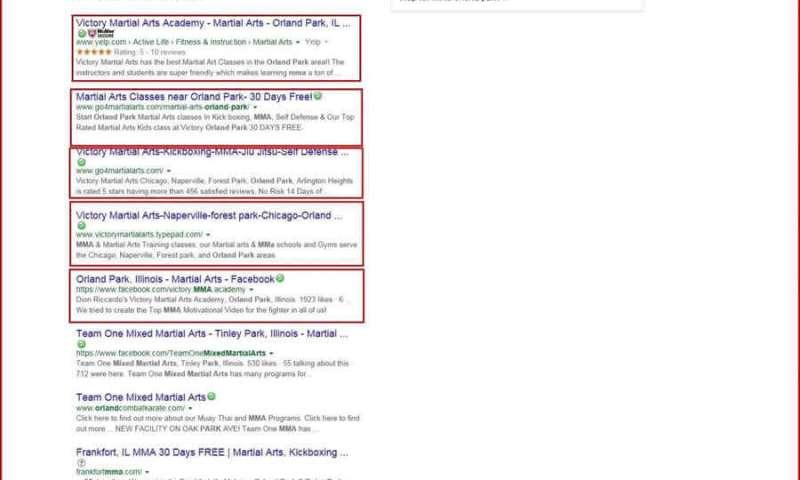 image of lists screenshot