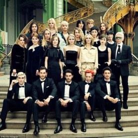 Chanel-casting