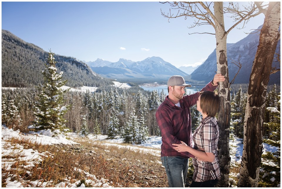 Kananaskis Rocky Mountain Engagement
