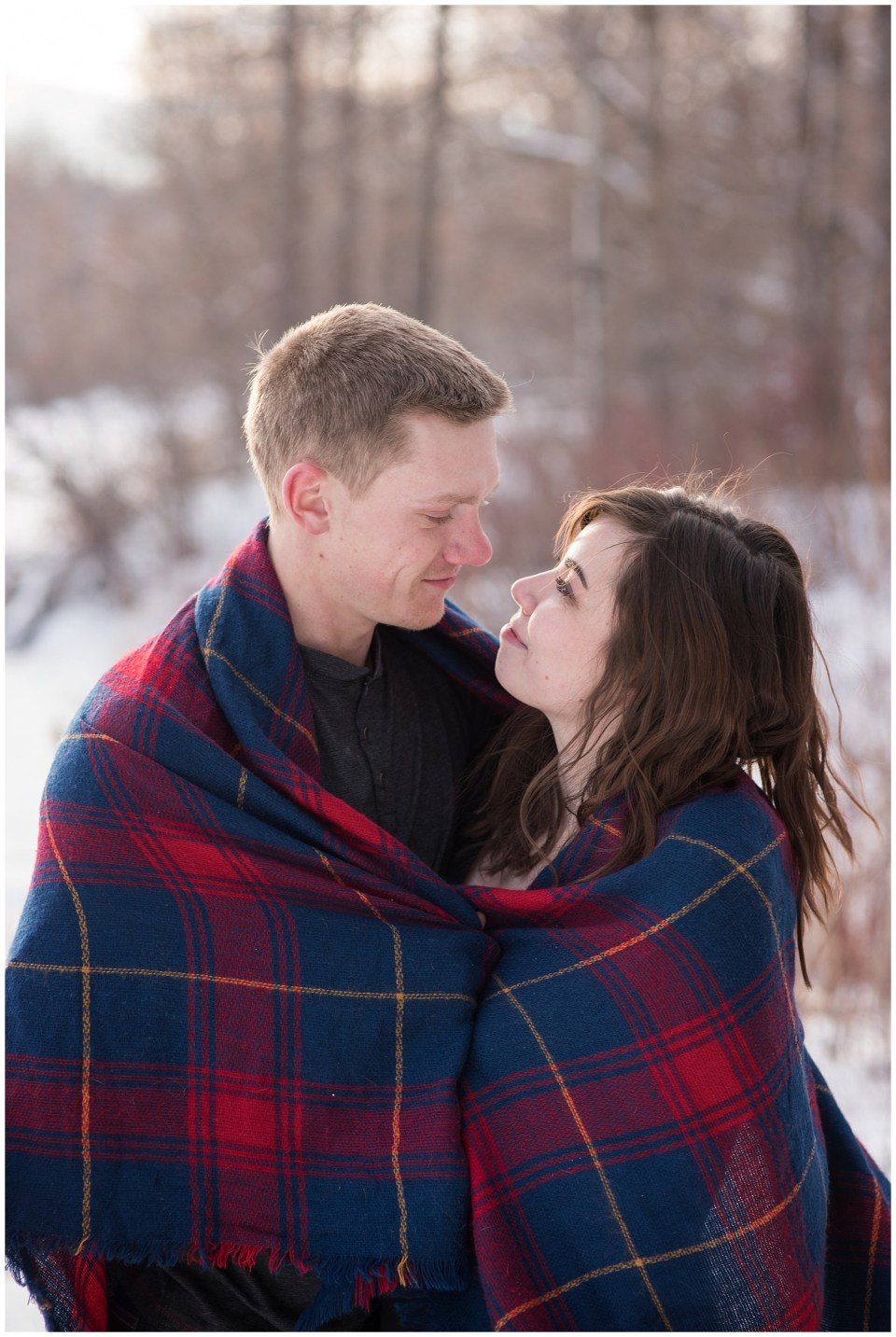 Red Deer Engagement Photographer