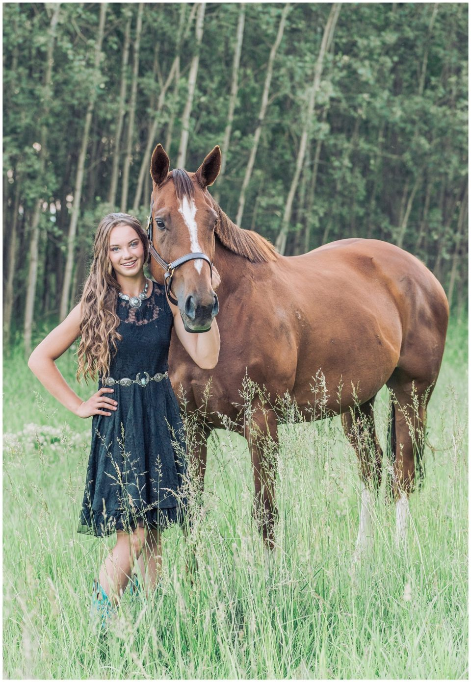 Central Alberta Equine & Grad Photographer