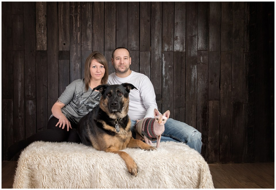 Red Deer Pet Photographer