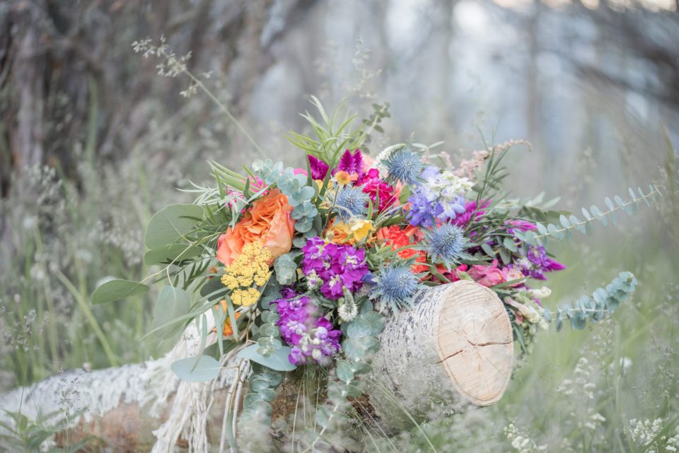 wedding floral inspiration red deer photographer