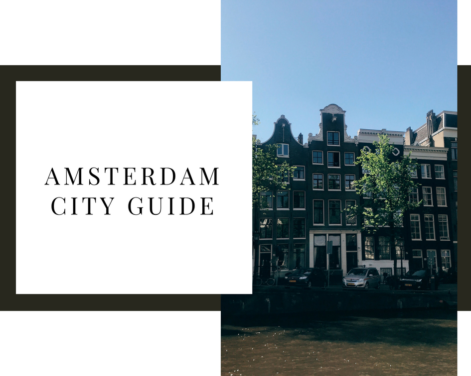 Un weekend à Amsterdam