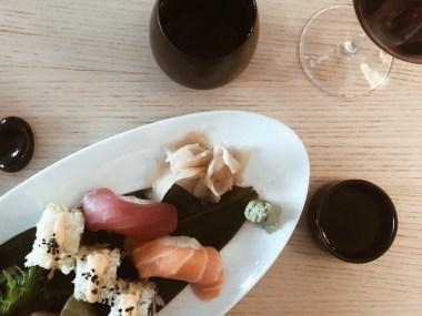 Sushis Restaurant Hinata Le Mirador Mont-Pèlerin