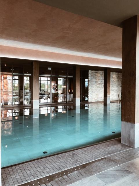 Hôtel Le Crans-Ambassador, le spa