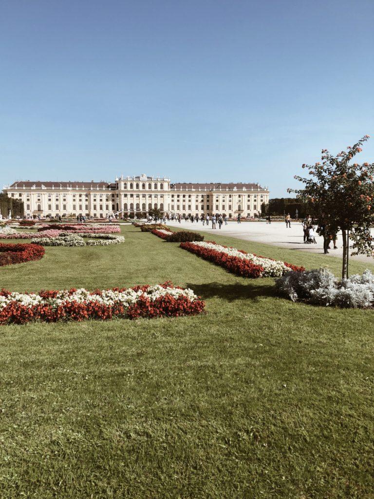 Schönbrunn, le Palais de Sissi