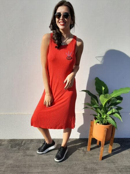 Vestido Lau De Morley