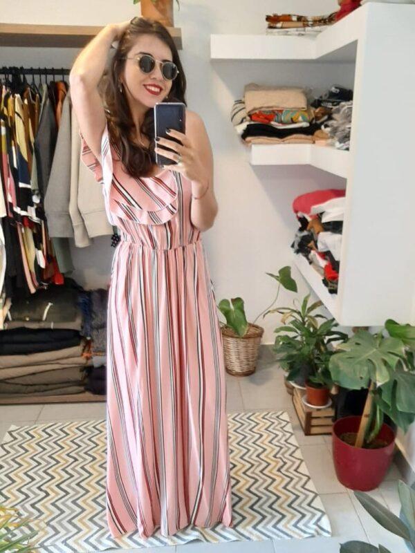Vestido Lupe De Fibrana