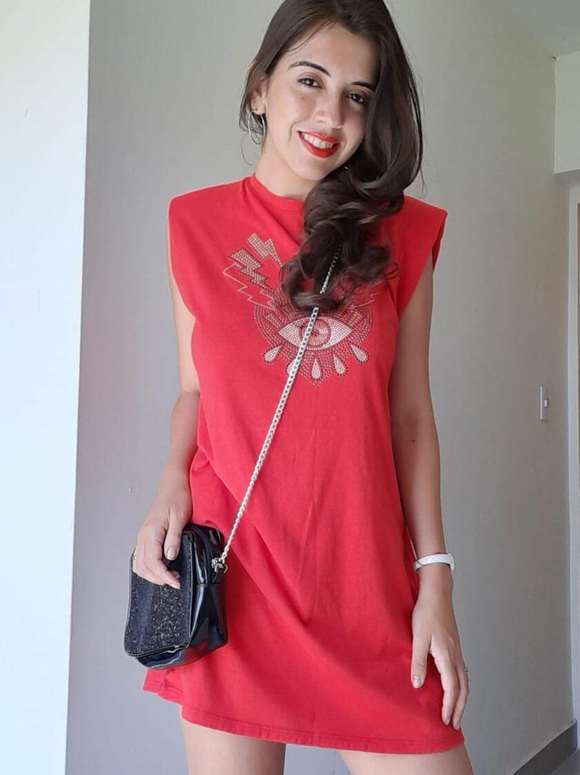 Vestido Teresa De Jersey