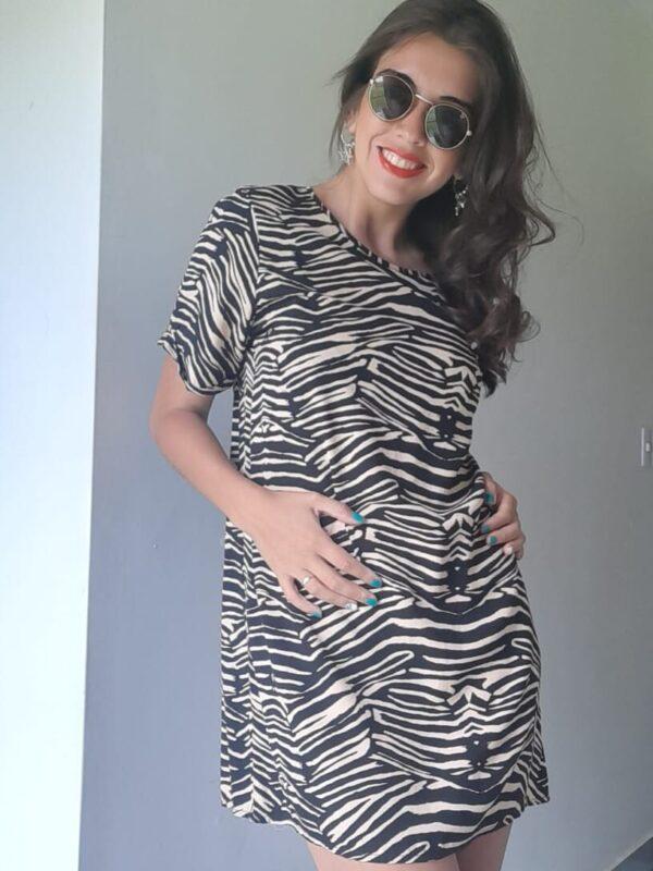 Vestido Animal