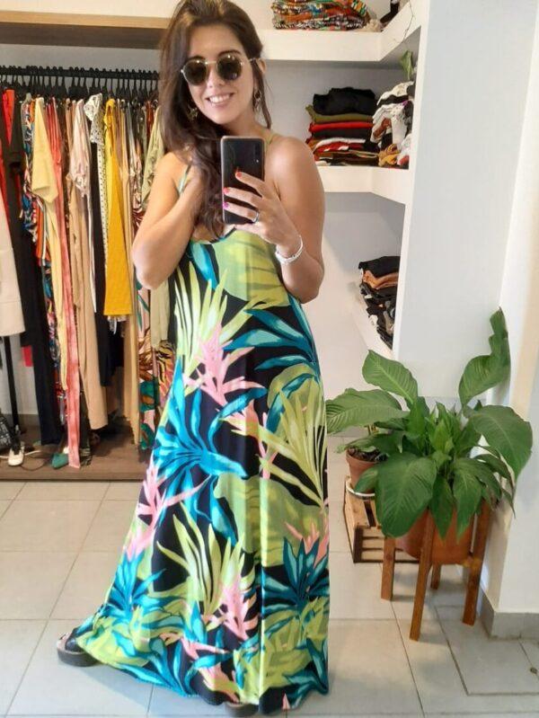 Vestido Bahama