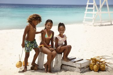 Kids Beach Swimwear Fashion Sunuva