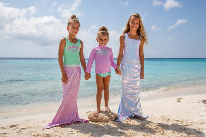 Shade Critters Kids Beachwear Photo Chicas Productions Curacao 06