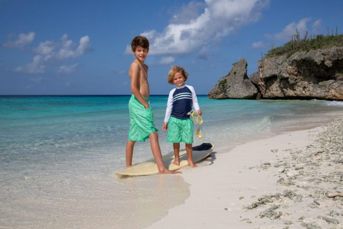 Shade Critters Kids Beachwear Photo Chicas Productions Curacao 28