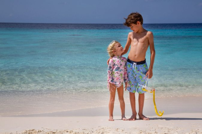 Shade Critters Kids Beachwear Photo Chicas Productions Curacao 30