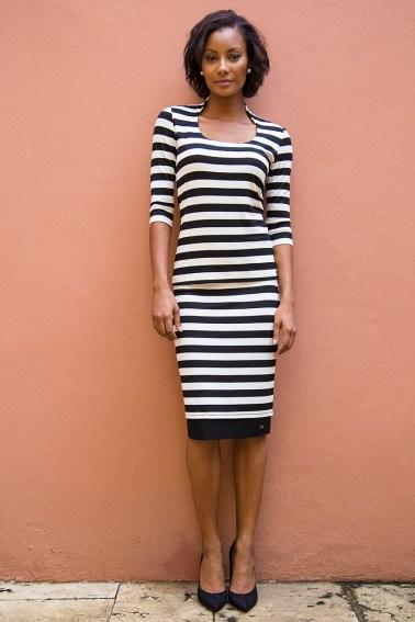 Model via Chicas Casting Agency Curacao