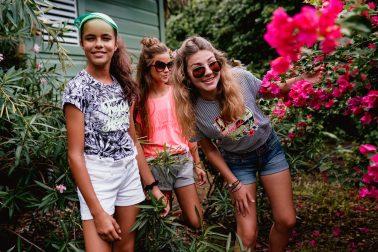 kids fashion photography curacao streetwear jungle