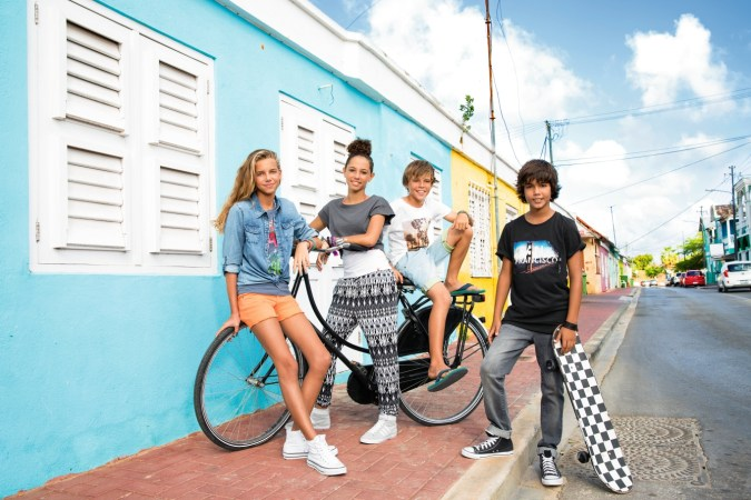 FIT-Z Kids Fashion Photoshoot Summer Chicas Productions Caribbean