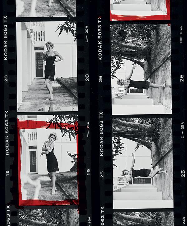 Maartje van de Wetering for LINDA.magazine negatives