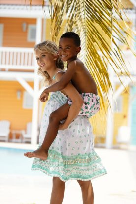 sunuva kids swimwear beachwear photoshoot curacao