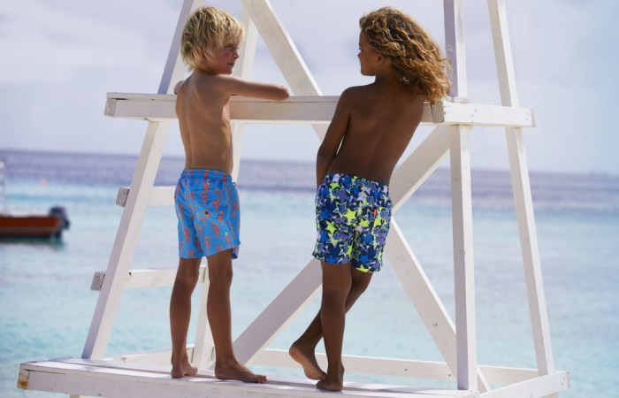 Kids Beach Swimwear Fashion Sunuva