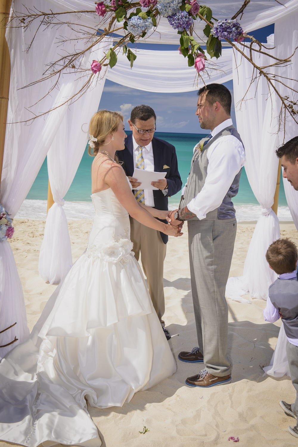 Private Beach Wedding Two