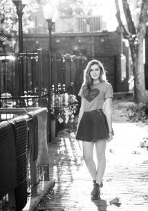 High School Senior Photos | Photographer : Nicole Bissey - November 2015