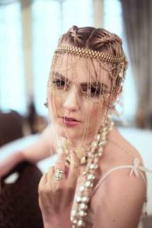 Designer : Pangea Kali Virga | Photographer : Caleb Blansett, Hair : Geena Mericle, Manicurist : Je'Ree Humbly, MUA : Courtnie Marie Ross | Accessories : Mark Southerland, Ngan Vuong, Sydney Pener, Sarah E Xeno - March 2016