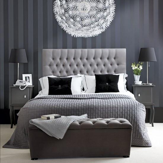 couleur gris peinture gris chambre