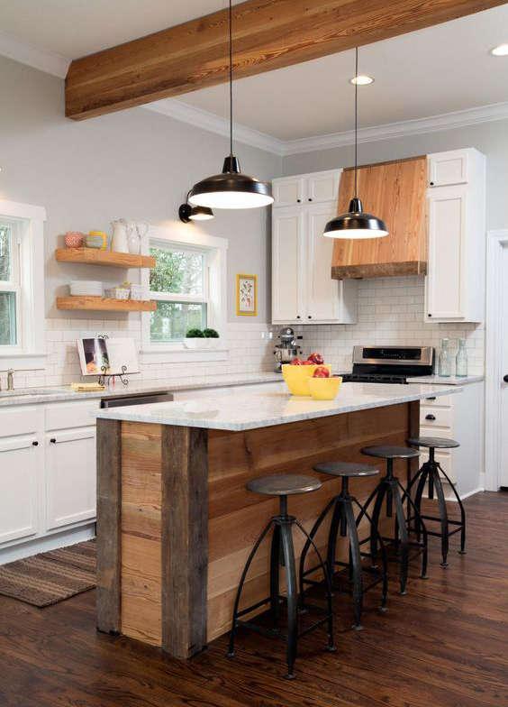 awesome ilot de cuisine fabriquer son ilot de cuisine pas cher decor ilot central with. Black Bedroom Furniture Sets. Home Design Ideas