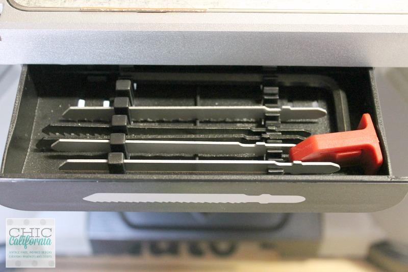 blade drawer