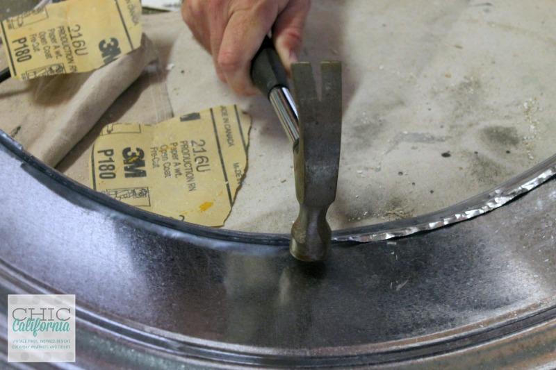 pounding edges