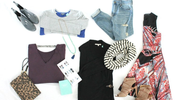 December Stitch Fix #9 Review