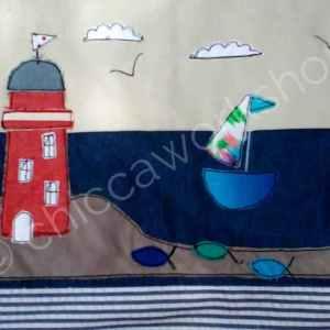 Lighthouse Bag - pannello