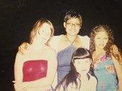 Me, Gina, Kelly, and Amanda