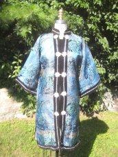Vintage Brocade Coat, ChicCityVintage @ Etsy