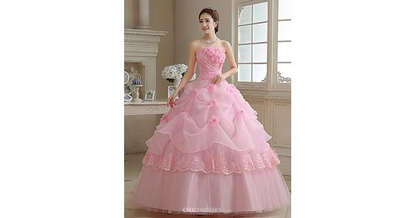 Ball Gown / Princess Wedding Dress