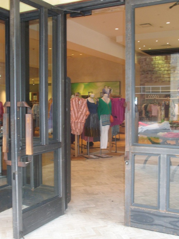 Anthropologie Store Eye Candy Visit March 2017