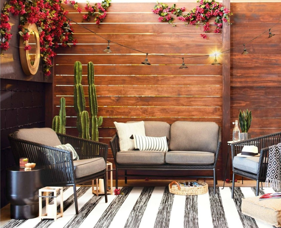 Target - Patio Decor Trends - 3 Styles Spring Ready